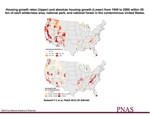 Housing Growth 50 km