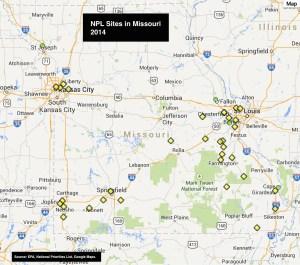 NPL Map 2014