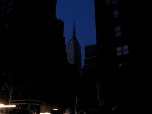 NY Blackout, 2003. Photo by Brendan Loy. Source: Flickr Creative Commons.