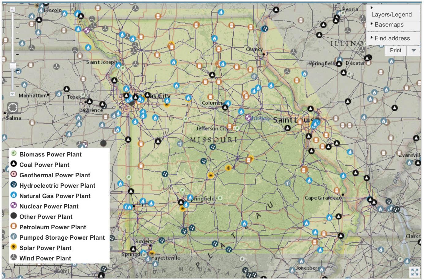 Missouri and The Grid « MoGreenStats on